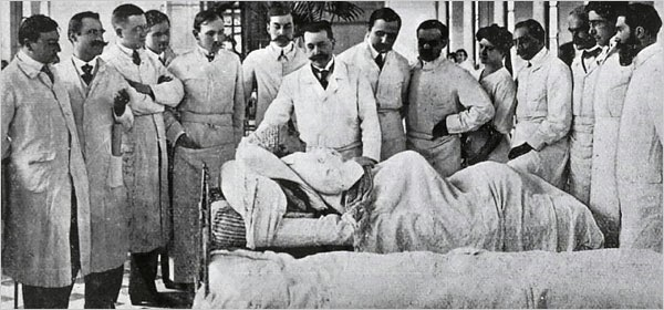 Residents and Rounds