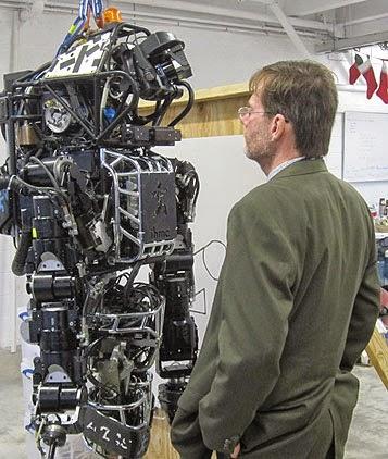 Blogging the UN Killer Robots Meeting