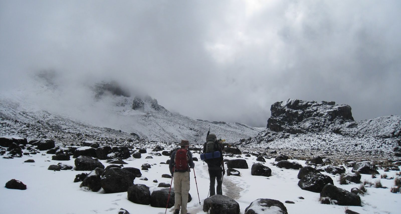 The Burden of Medicine on Mt. Kilimanjaro