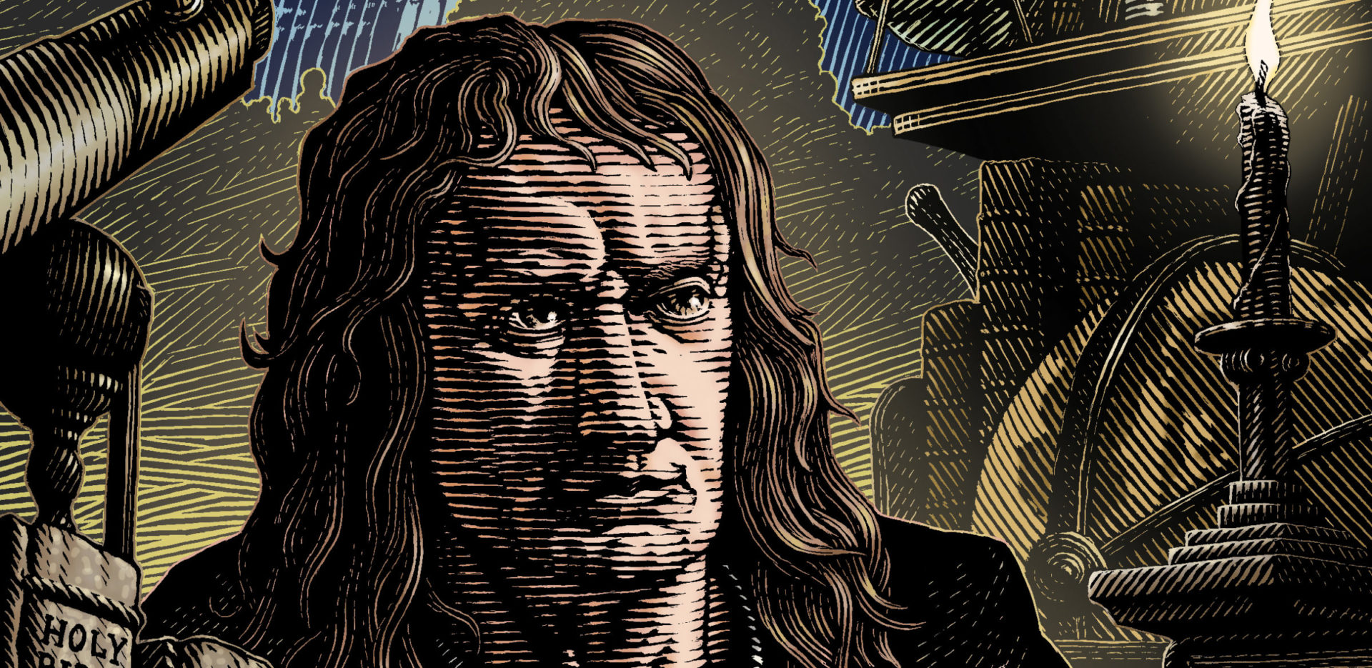 The Unknown Newton