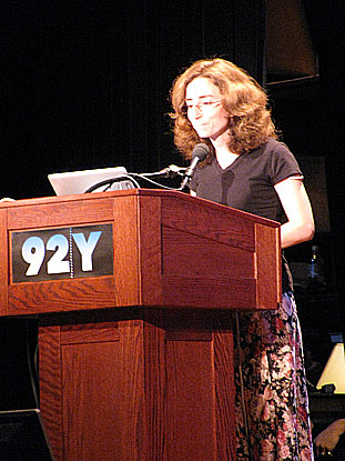 Anna Salamon at the 2009 Singularity Summit