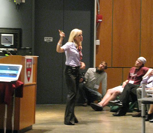 Darlene Cavalier on citizen science