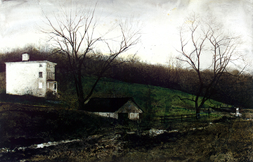 TNA31 - Schulman - Wyeth - Evening at Kuerners (360w)