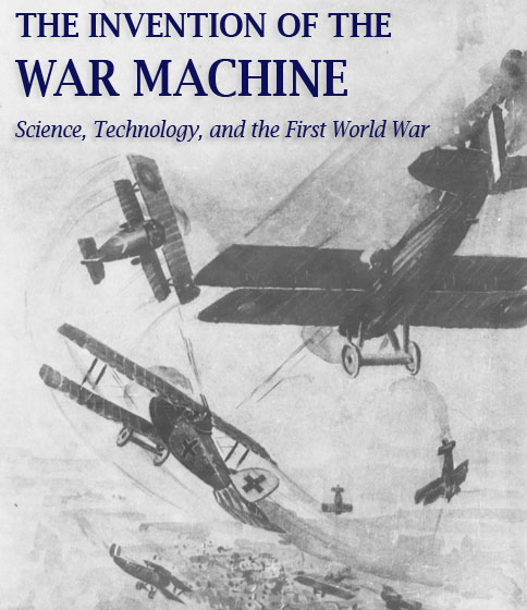 the invention of the war machine the new atlantis
