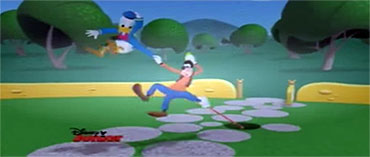 TNA44 - Crawford - Virtual Reality as Moral Ideal - picture of Disney's Mickey Mouse Clubhouse - Goofy