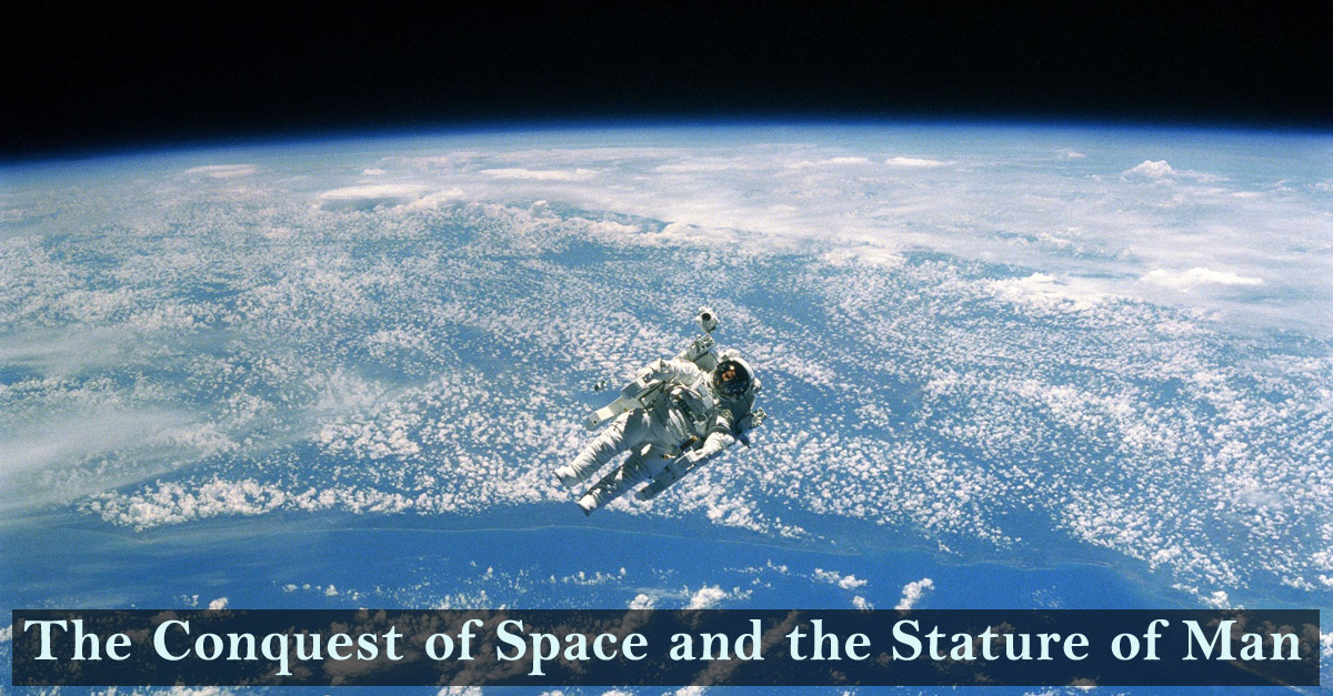 essay on space travel