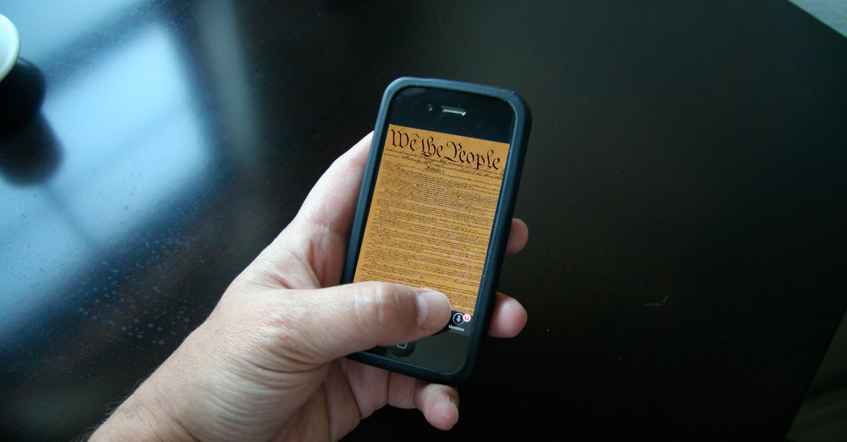 4th amendment and technology