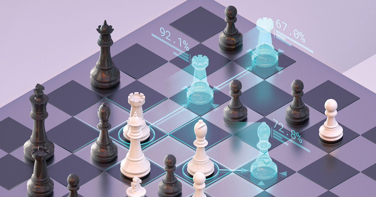 Can Chess Survive Artificial Intelligence?