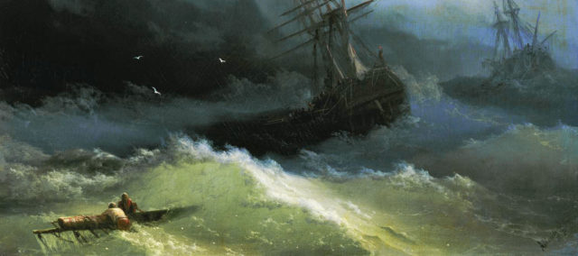 Covid-19 - Levin - Prudence in a Storm - banner